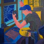 Spider Web - Chad Eggar | Staff: Creative Services