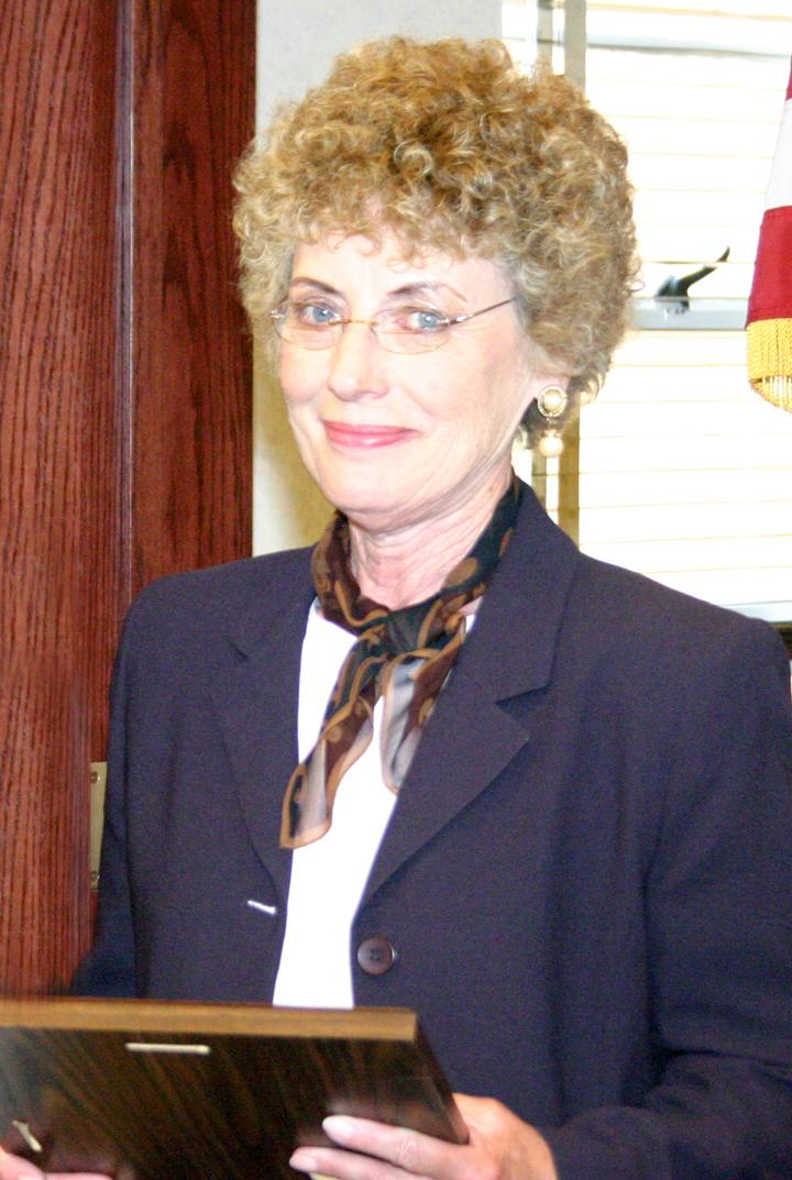 Campus Salutes Dr. Linda Crumb with Reception April 29 at USAO