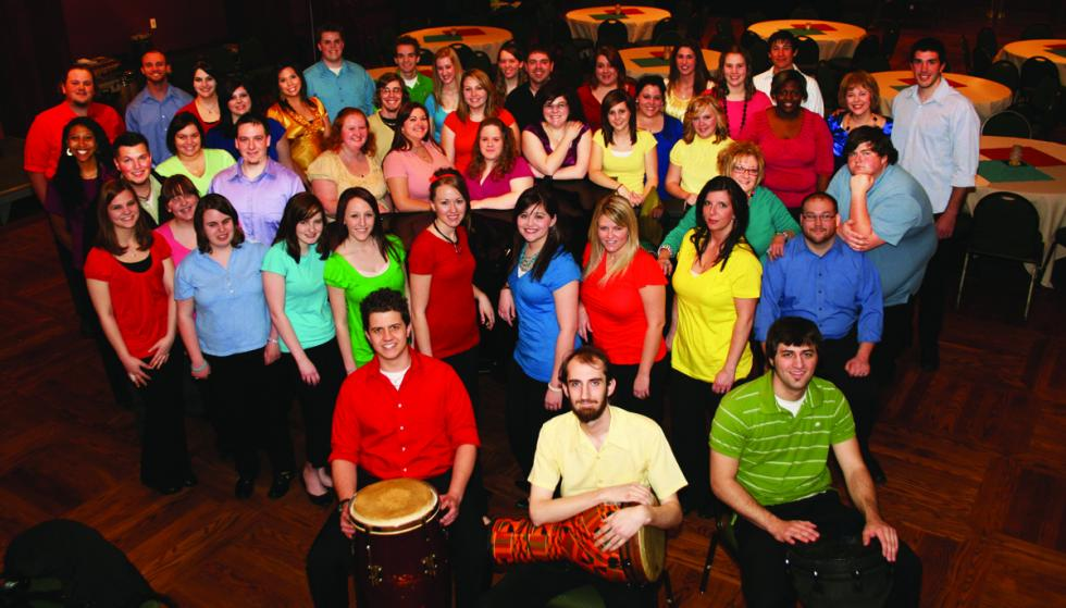 Choral concert spans the ages