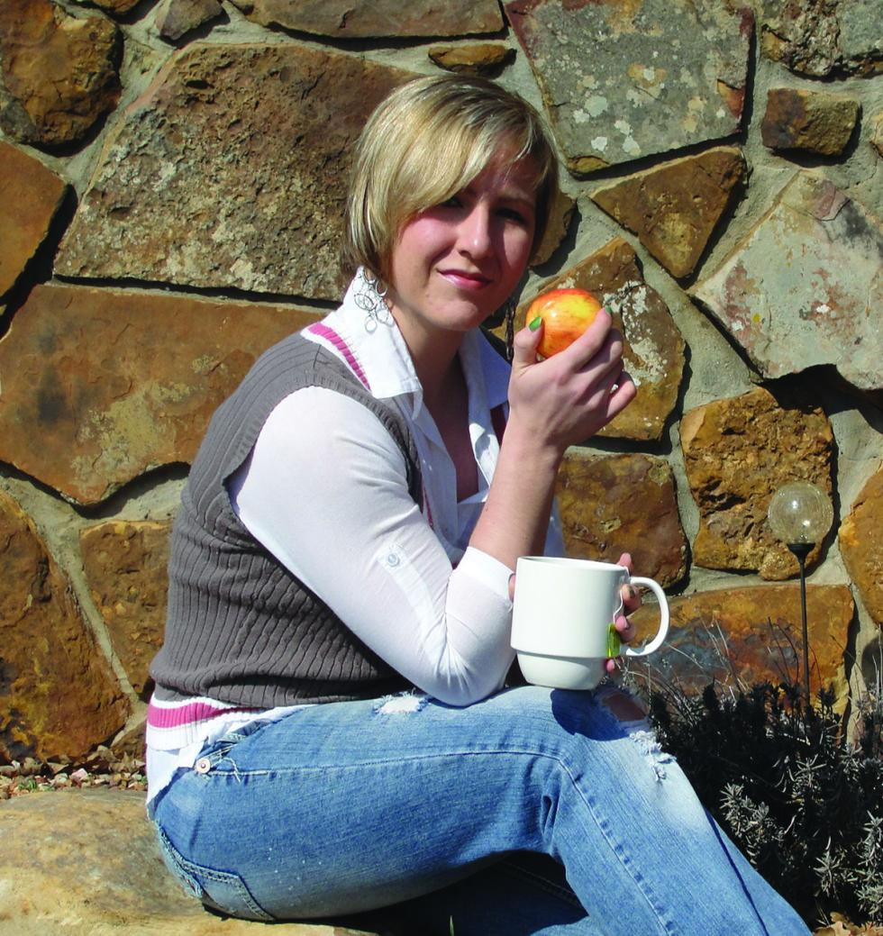 Clean eating enthusiast promotes wellness at USAO