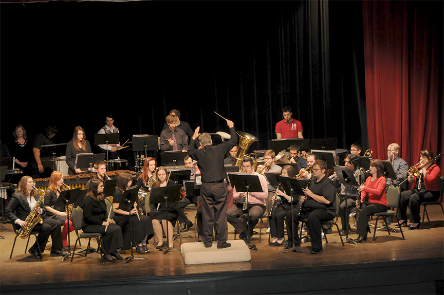 Group's fall concert features powerful program pieces