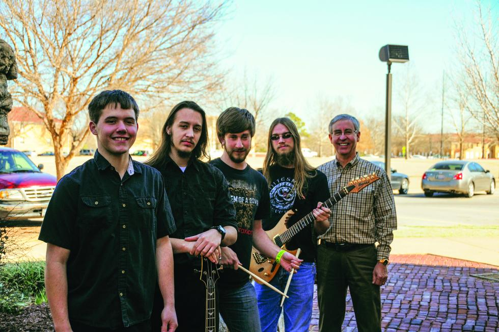 Concert band, Key Players team up for concert