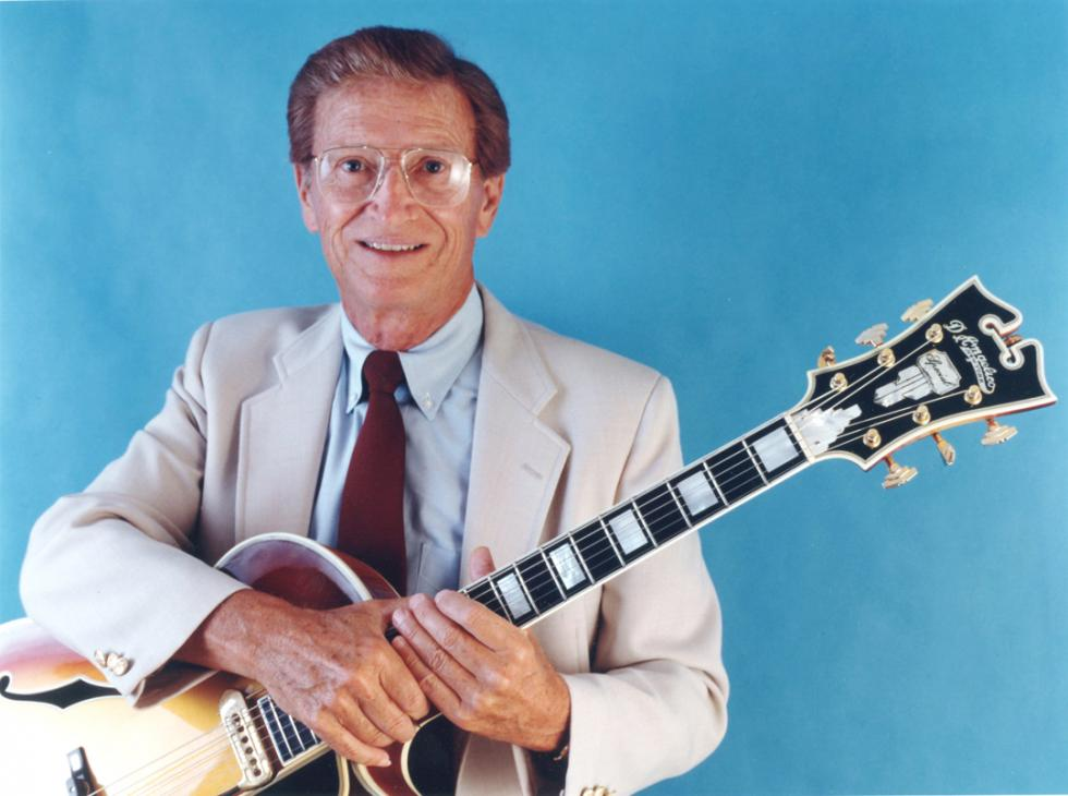 Country Music Hall of Famer Harold Bradley Joins USAO ShowBand