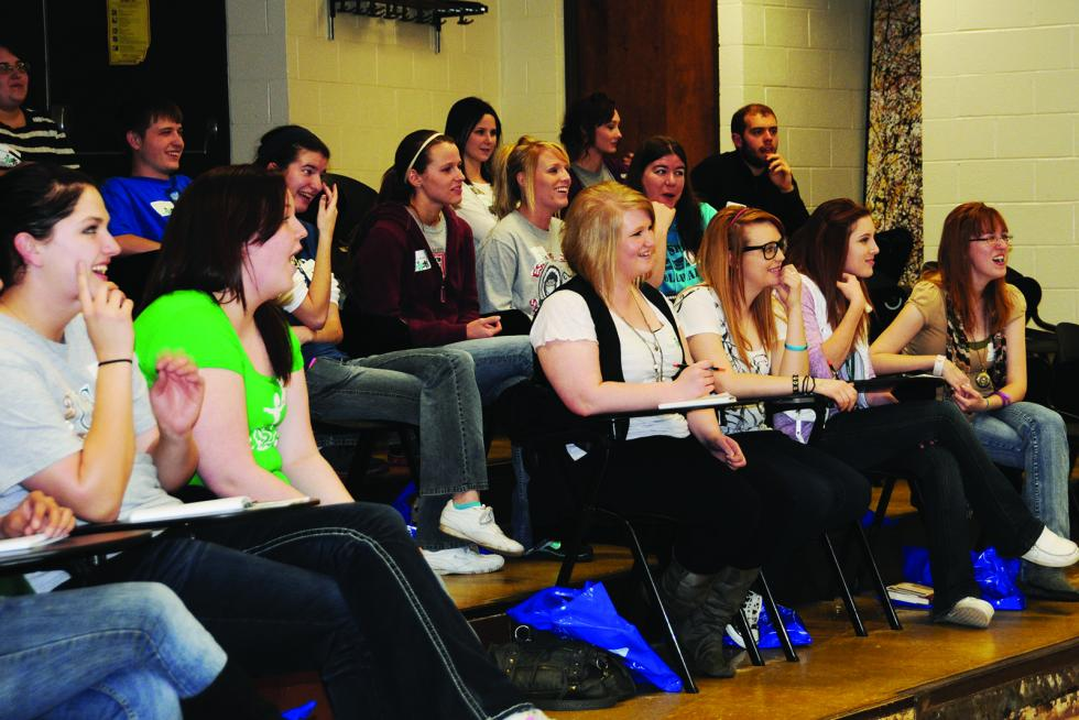 Creativity the focus of Student Leadership Conference Feb. 5