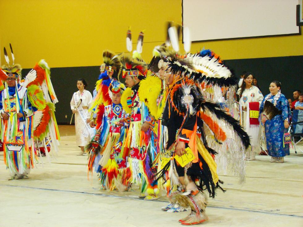 Dancers drum up American Indian culture April 6