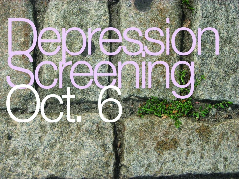 Decorative image of depression screening
