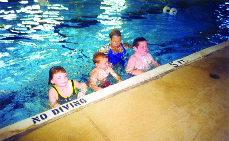 Enrollment for Summer swim lessons begins May 31