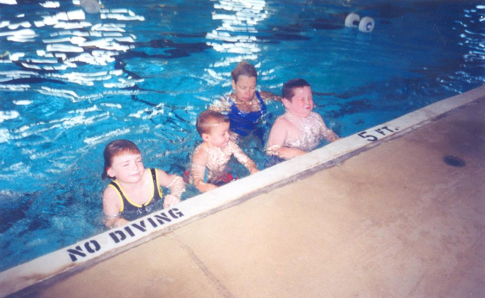Enrollment for Summer Swim Lessons Starts May 24