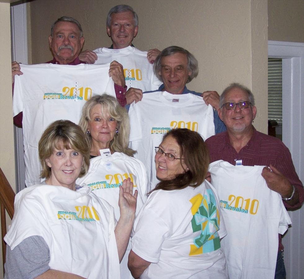 Faculty Members, Former President Return to USAO for OCLA Reunion