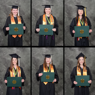 outstanding graduates for spring 2019