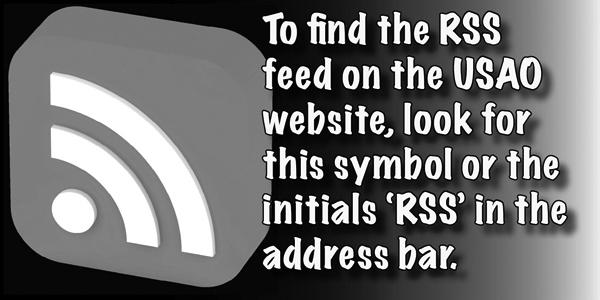 Informative image about rss