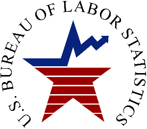 U.S. Bureau of Labor Statistics website logo